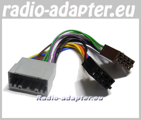 50331eu-23 Nissan Stereo Wiring Harness Adapter on dual car,