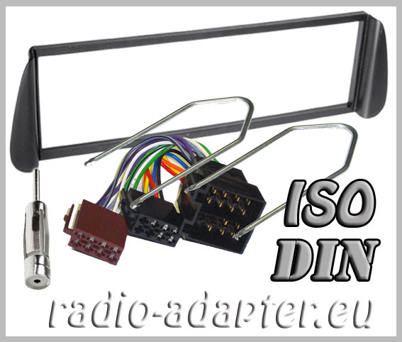 Citroen Xsara Fascia Fitting Kit  Car Radio Installation Kit