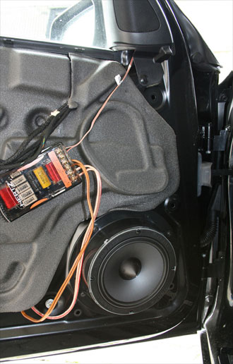 Bmw Compact E46 Front And Rear Door Car Speakers Amp Fitting