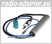 VW Golf IV, V, Antennen-Adapter Phantomspeisungr Fakra Z DIN ab 2002