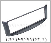 Smart ForTwo 1998 - 2007 Radioblende, Autoradioblende Farbe anthrazit